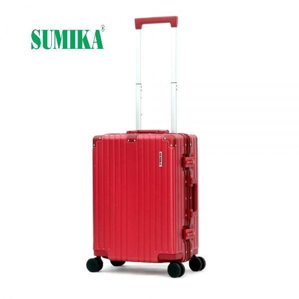 Vali du lịch nhựa ABS + PC Sumika K8931 - Size 20
