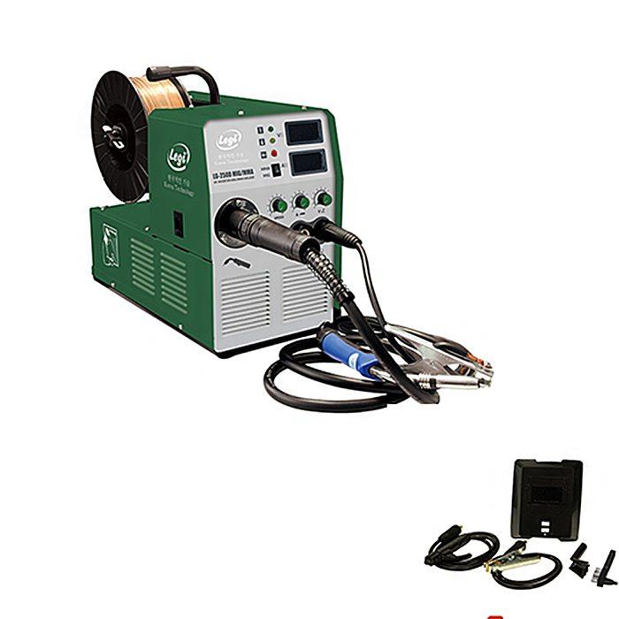 Máy hàn điện tử Legi LG-250D MIG/MMA
