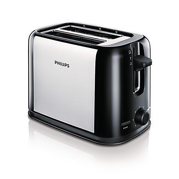 Máy nướng bánh mỳ Sanwich Philips HD2586 - Công suất 950W