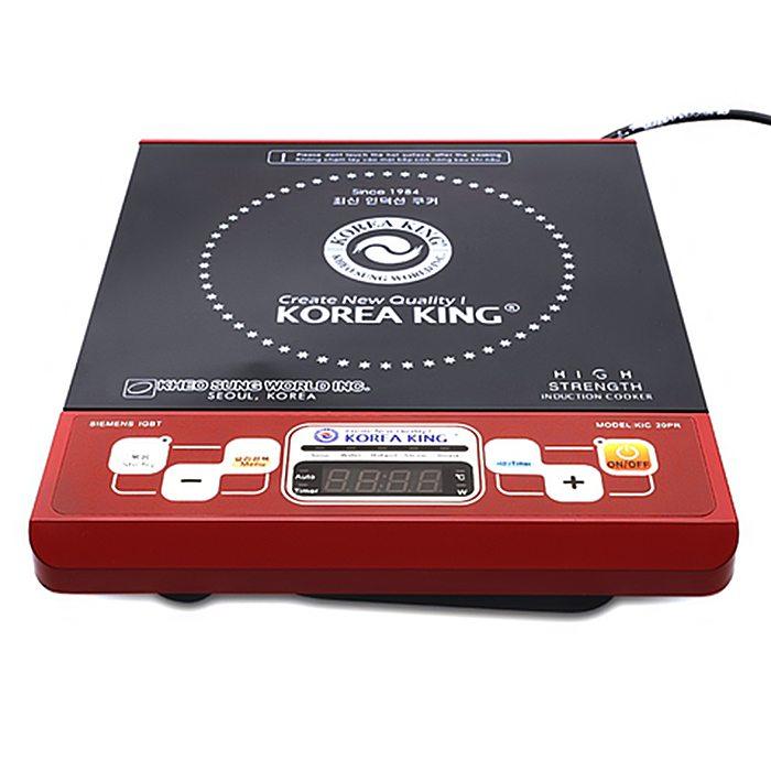 Bếp điện từ Korea King KIC 20PR