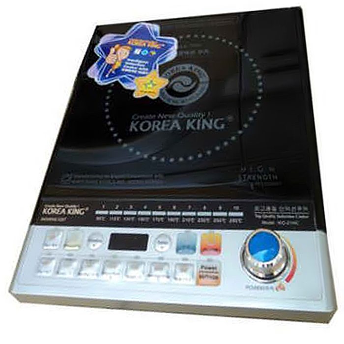 Bếp điện từ Korea King KIC 21NC