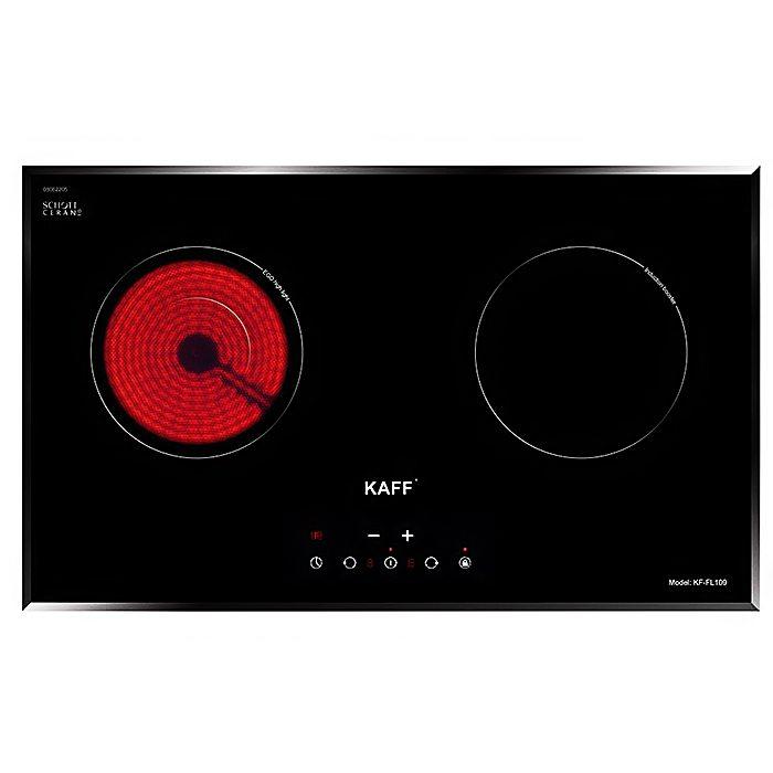 Bếp điện từ hồng ngoại Kaff KF-FL109 Tặng máy hút mùi cao cấp