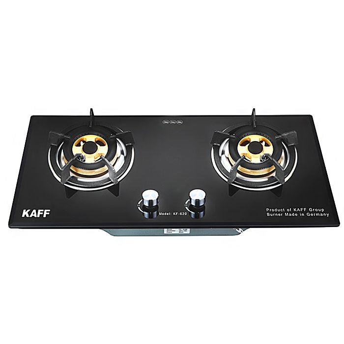 Bếp gas âm Kaff KF-620 Tặng máy hút mùi cao cấp