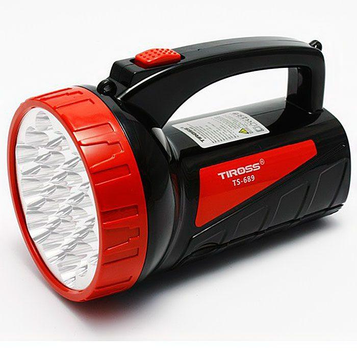 Đèn Pin Xách Tay 2 In 1 Tiross TS689