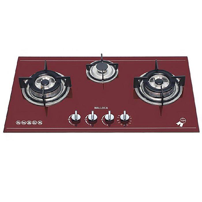 Bếp 3 Gas âm Malloca AS 930R