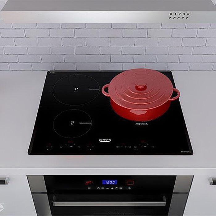 Bếp ba kết hợp Chef's EH-MIX545