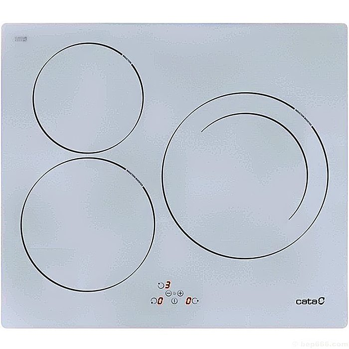 Bếp điện từ 3 cao cấp Cata IB 603 WH