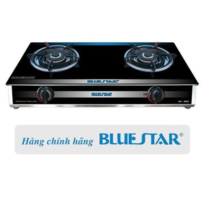 Bếp gas đôi Bluestar NG-5680H