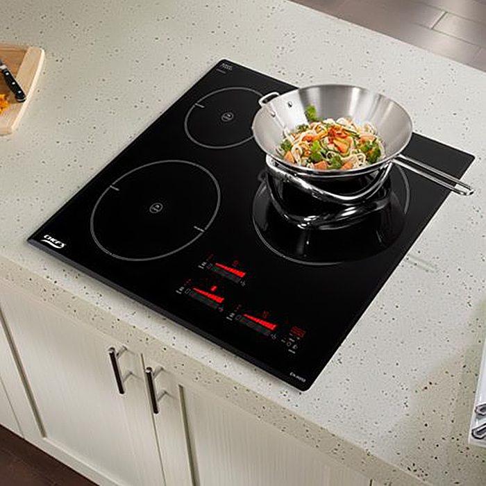 Bếp từ ba Chef's EH-IH555