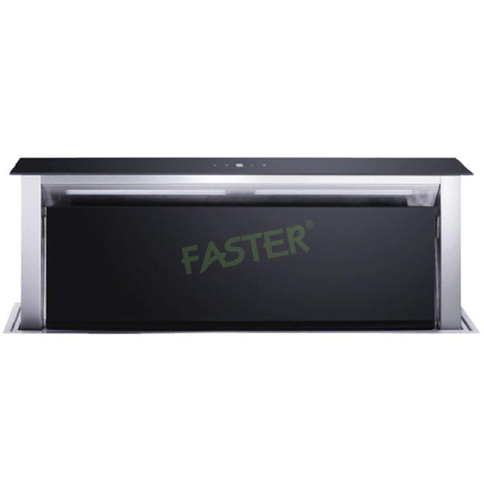 Máy hút mùi âm kệ Faster Down Draff Glass FS 90HFB