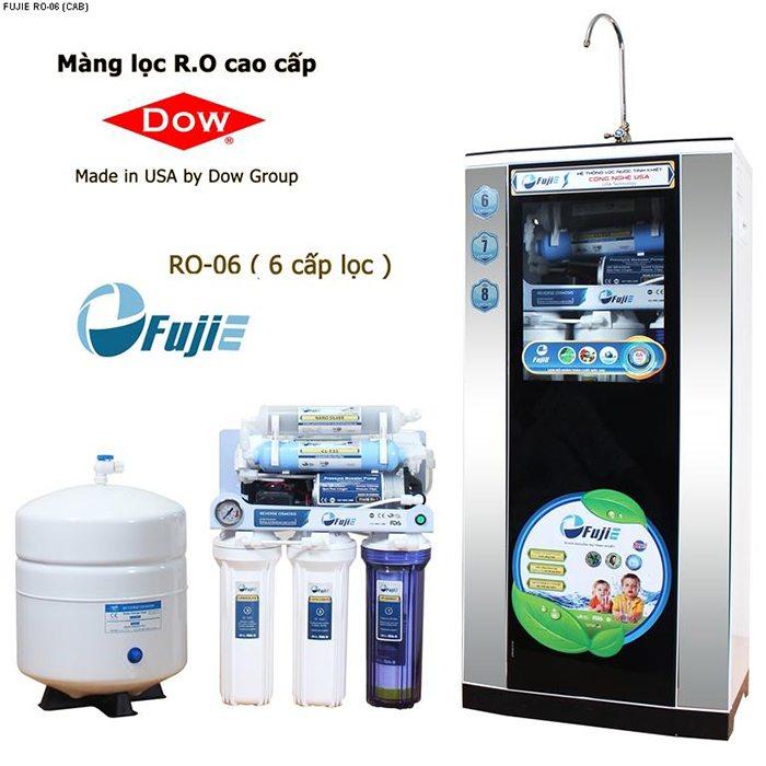 Máy lọc nước FujiE RO-06 (6 cấp lọc)