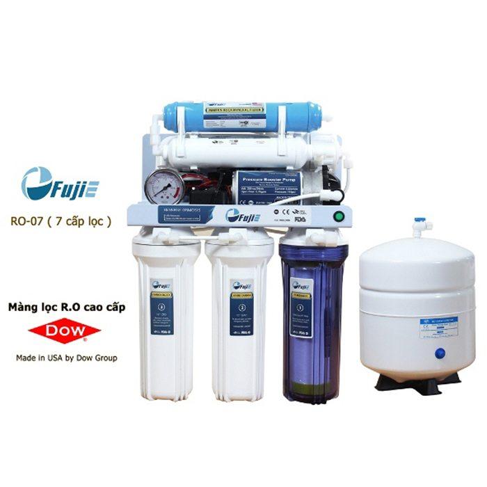 Máy lọc nước tinh khiết RO thông minh FujiE RO-07 ( 7 cấp lọc )