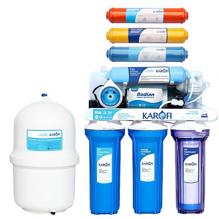 Máy lọc nước Karofi K8 cấp lọc
