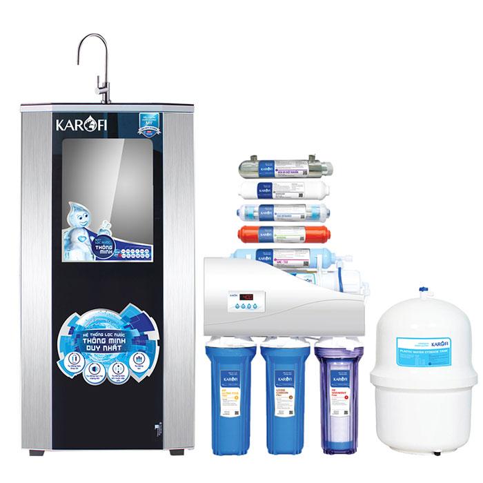 Máy lọc nước thông minh Karofi iRO 6 cấp lọc