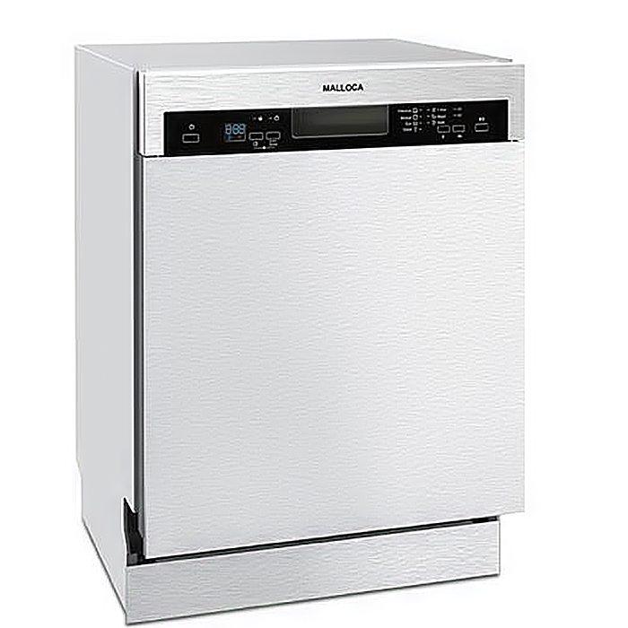 Máy rửa chén âm tủ Malloca WQP12-J7309K