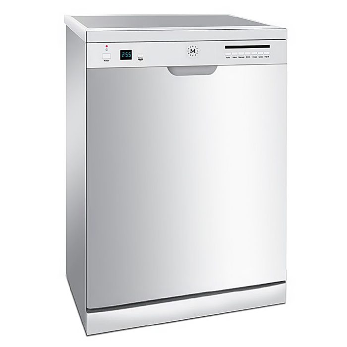 Máy rửa chén đứng độc lập Malloca WQP12-9242A