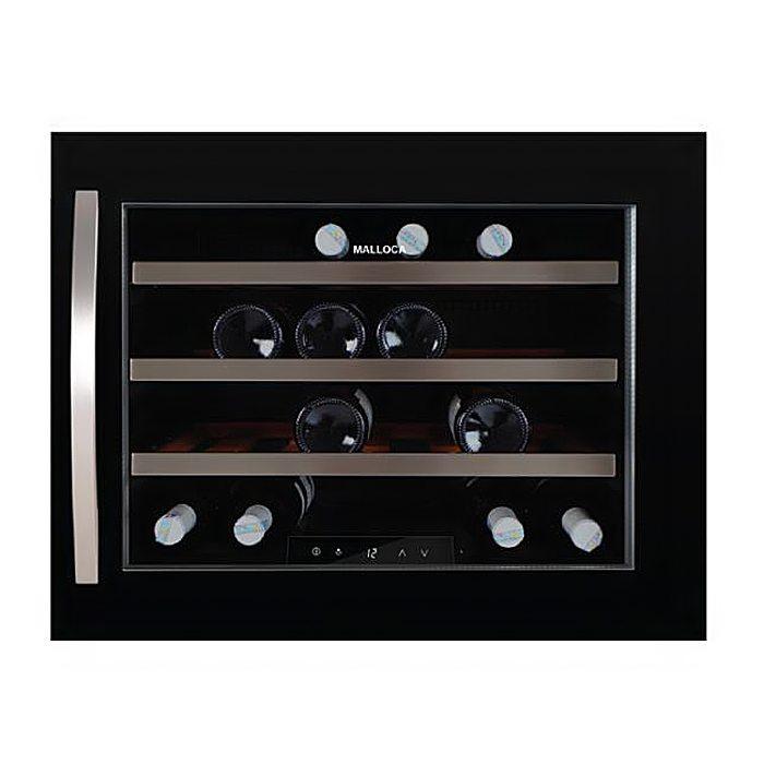 Tủ bảo quản rượu âm tủ Malloca MWC-22G