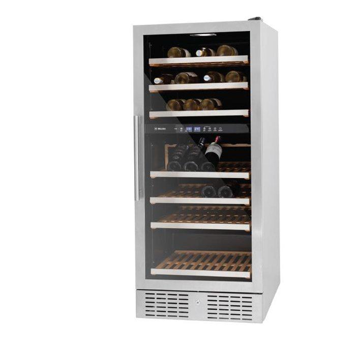 Tủ bảo quản rượu độc lập Malloca MWC-120DC