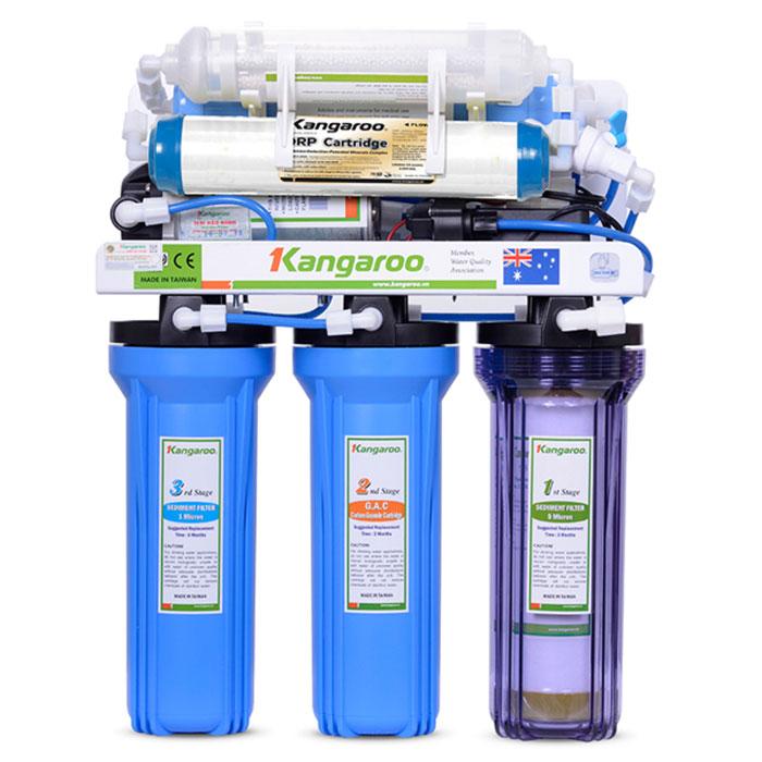Máy lọc nước RO 7 lõi KG114
