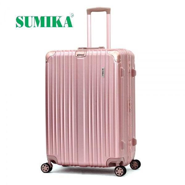 Vali du lịch nhựa ABS + PC Sumika K8739 - Size 28