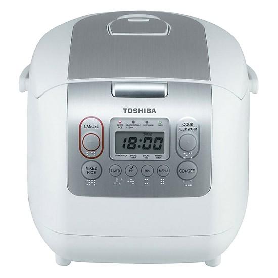 Nồi cơm điện tử Toshiba 1.8 lít RC-18NMFVN(WT) - Hàng chính hãng