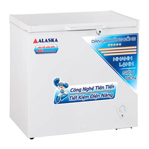 Tủ đông Inverter Alaska BD-400CI dung tích 295 lít