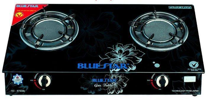 Bếp gas đôi hồng ngoại BlueStar NG-5790BC