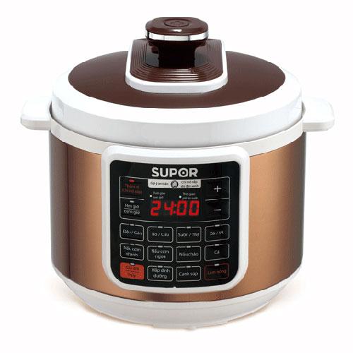 Nồi áp suất điện tử Supor CYSB50YC10DVN-100