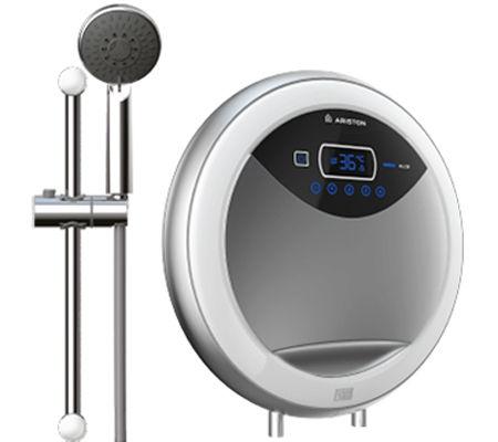 Máy tắm nước nóng lạnh Ariston AURES LUXURY ROUND RT45E-VN
