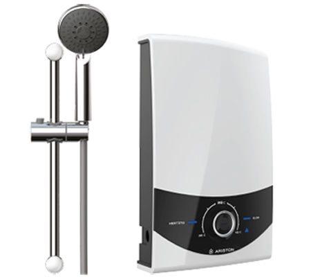 Máy tắm nước nóng lạnh Ariston AURES SMART SQUARE SMC45E-VN