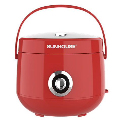 Nồi cơm nắp gài Sunhouse SHD8606R 1.8 lít