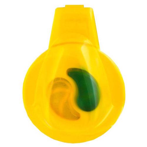 Tinh dầu treo khử mùi máy rửa chén Finish Dishwasher Freshener Lemon & Lime 4ml QT017392 - hương chanh