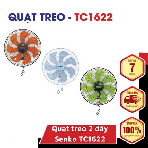 Quạt treo tường Senko TC1622