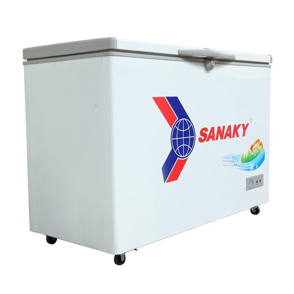 Tủ đông Sanaky VH-2599A1 dung tích 208 lít
