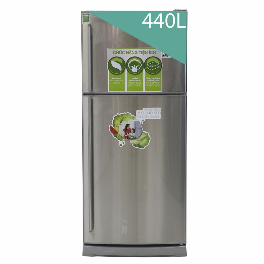Tủ lạnh Electrolux ETE4407SD-440 lít