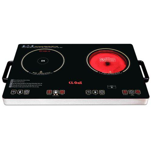 Bếp điện từ và quang Gali GL-2012