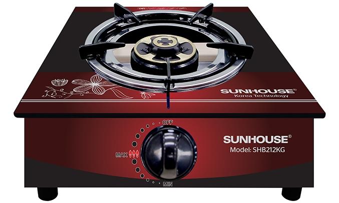 Bếp gas đơn Sunhouse SHB-212KG