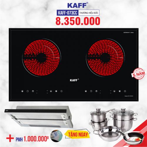 Bếp điện hồng ngoại Kaff KF-073CC
