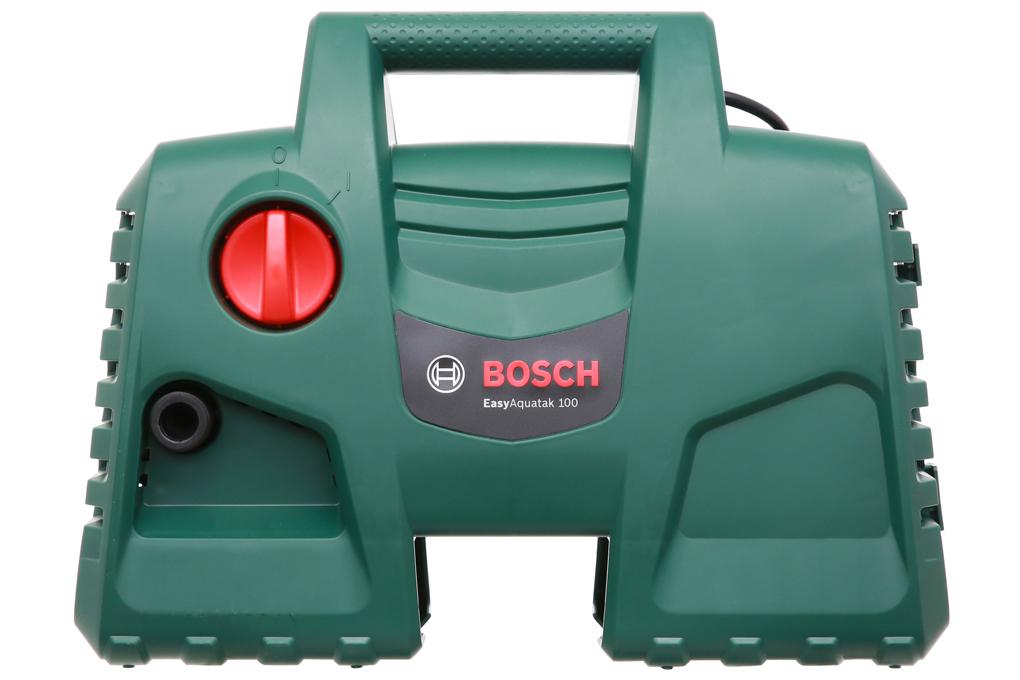 Máy phun xịt rửa áp lực cao Bosch Easy AQT 100