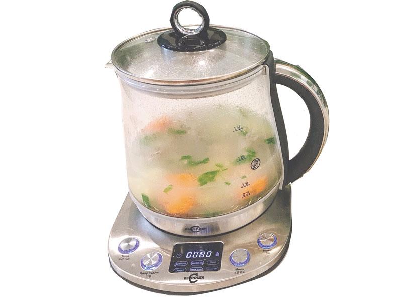 Ấm nấu đa năng thông minh BBCooker BS-20 Dung tích 1,5 lít