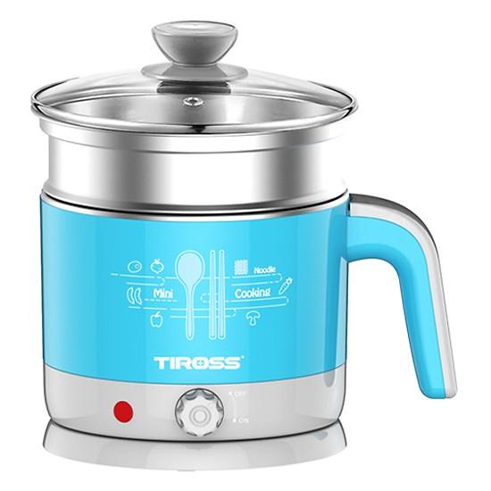 Ấm nấu điện đa năng Tiross TS1366