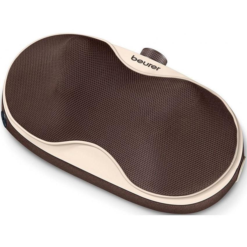 Gối massage Shiatsu vai cổ lưng chân Beurer MG520