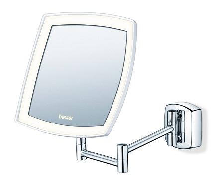 Gương trang điểm gắn tường đèn LED Beurer BS89