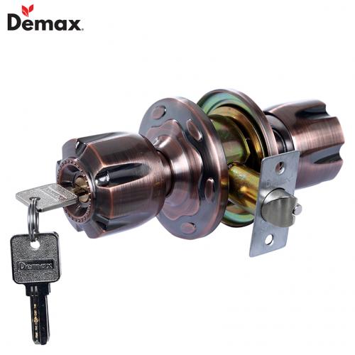 Khóa cửa tay nắm tròn Demax LK900 AC