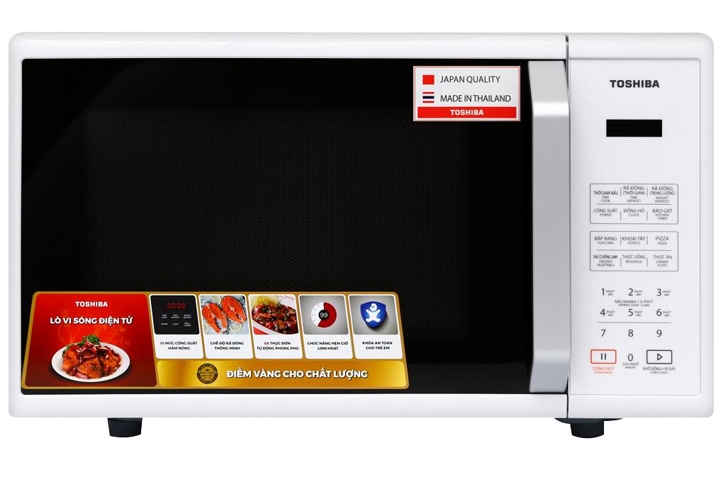 Lò vi sóng Toshiba ER-SS23(W1)VN 23 lít