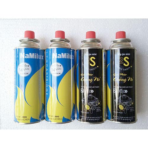 Lon gas Namilux