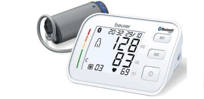 Máy đo huyết áp bắt tay Beurer BM57