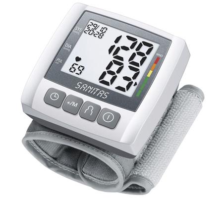 Máy đo huyết áp cổ tay Beurer Sanitas SBC21