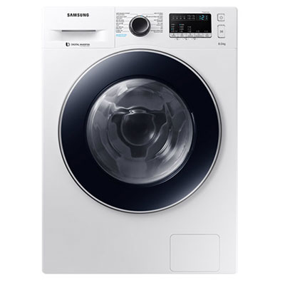 Máy giặt Samsung Inverter 8 kg WW80J42G0BW/SV