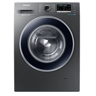 Máy giặt Samsung Inverter 9 kg WW90J54E0BX/SV